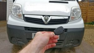 Vauxhall Vivaro all keys lost. new 2 button remote key cut and programmed