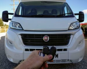 Fiat Ducato 2018 new remote key cut and programmed