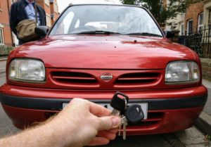 Nissan Micra 1997 new transponder key cut and programmed.